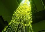 Atrium fiber optic chandelier 10-7