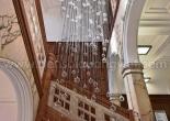 Atrium fiber optic chandelier 11-8