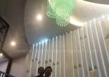Atrium fiber optic chandelier 7-7