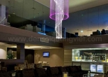 Atrium fiber optic chandelier 8-2