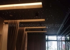 Bathroom spa star ceiling