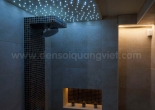 Bathroom spa star ceiling 9