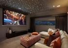 Cinema star ceiling