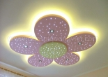 Custom star ceiling 10