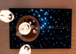 Custom star ceiling 2