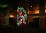 Fiber optic art picture 5
