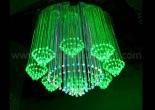 Fiber optic chandelier 10-3