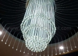 Fiber optic chandelier 12-1