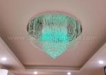 Fiber optic chandelier 14-2