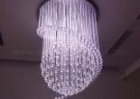 Fiber optic chandelier 16-5