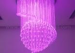 Fiber optic chandelier 16-6