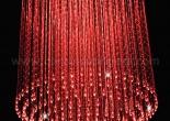 Fiber optic chandelier 18-1