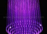 Fiber optic chandelier 18-3