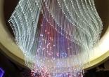 Fiber optic chandelier 2-1