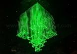 Fiber optic chandelier 21-1