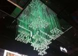 Fiber optic chandelier 21-2