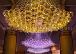 Fiber optic chandelier 23-2