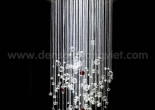 Fiber optic chandelier 25-1