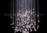 Fiber optic chandelier 25-2