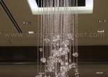 Fiber optic chandelier 25-3