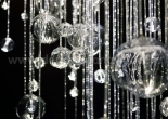 Fiber optic chandelier 25-4