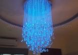 Fiber optic chandelier 26-1