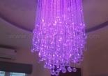 Fiber optic chandelier 26-4