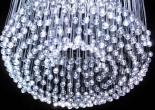 Fiber optic chandelier 27-3