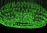Fiber optic chandelier 27-5