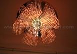 Fiber optic chandelier 28-3