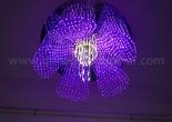 Fiber optic chandelier 28-4