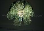 Fiber optic chandelier 28-5