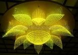 Fiber optic chandelier 29-1