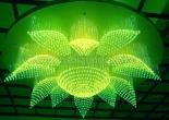 Fiber optic chandelier 29-2