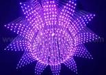 Fiber optic chandelier 29-3