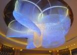 Fiber optic chandelier 30-1