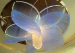 Fiber optic chandelier 30-3