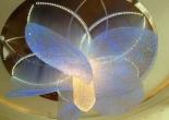 Fiber optic chandelier 30-3