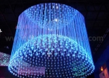 Fiber optic chandelier 31-1