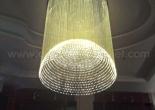 Fiber optic chandelier 31-2