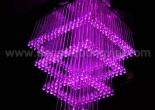 Fiber optic chandelier 34-3