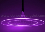 Fiber optic chandelier 37-4