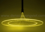 Fiber optic chandelier 37-6