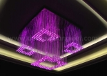 Fiber optic chandelier 5-4