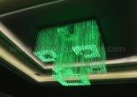 Fiber optic chandelier 5-5