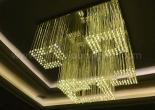 Fiber optic chandelier 5-6