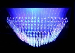 Fiber optic chandelier 7-1