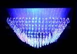Fiber optic chandelier 7-1