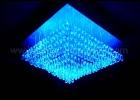 Fiber optic chandelier 7