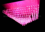 Fiber optic chandelier 7-4